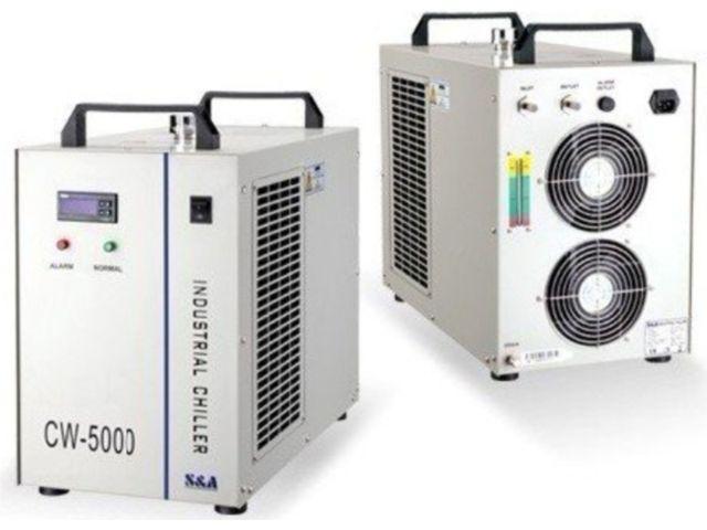 Destaques: Chiller Resfriamento  CW5000