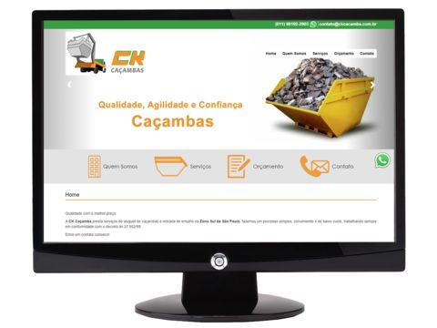 CK Caçamba