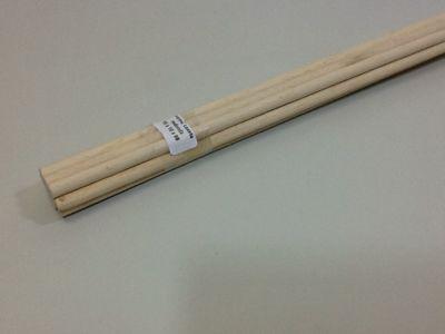 Produtos em Destaque: Vareta Caxeta Redonda 10 mm x 930 mm PCT C/ 10