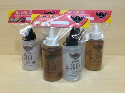 Produtos em Destaque: Cola Epoxi 30 min 200g. kit C/ 3