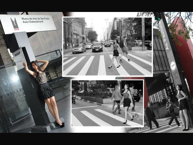 Ensaios Fotograficos na Paulista